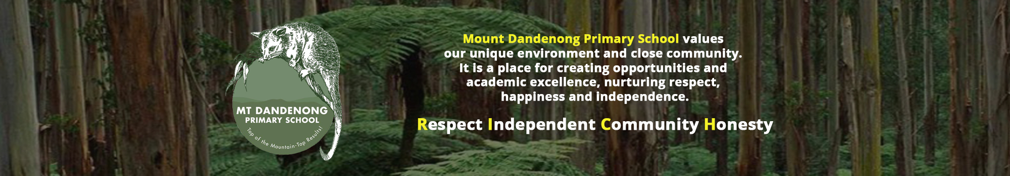 Mount Dandenong Primary School